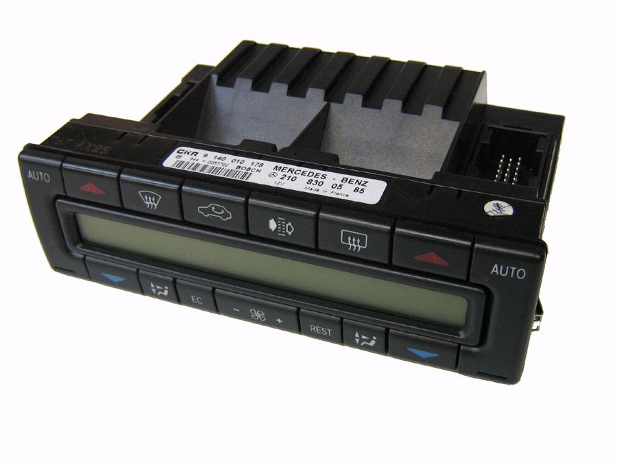 Mercedes Climate Control Unit 210 830 0585