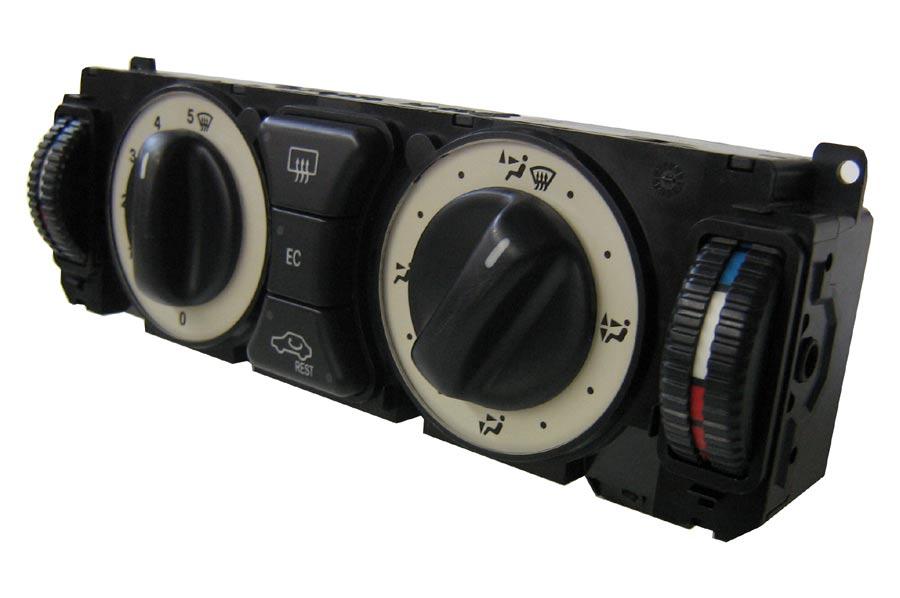 Mercedes Climate Control Unit 170 830 11 85