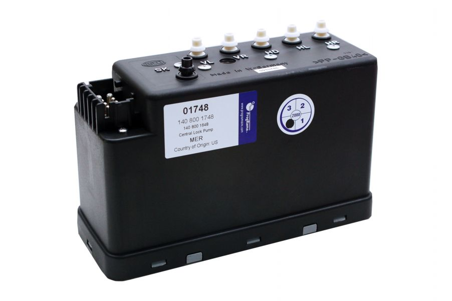 Mercedes Vacuum pump 140 800 17 48