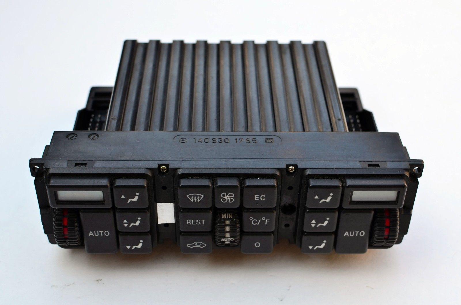Mercedes Climate Control Unit 140 830 1785
