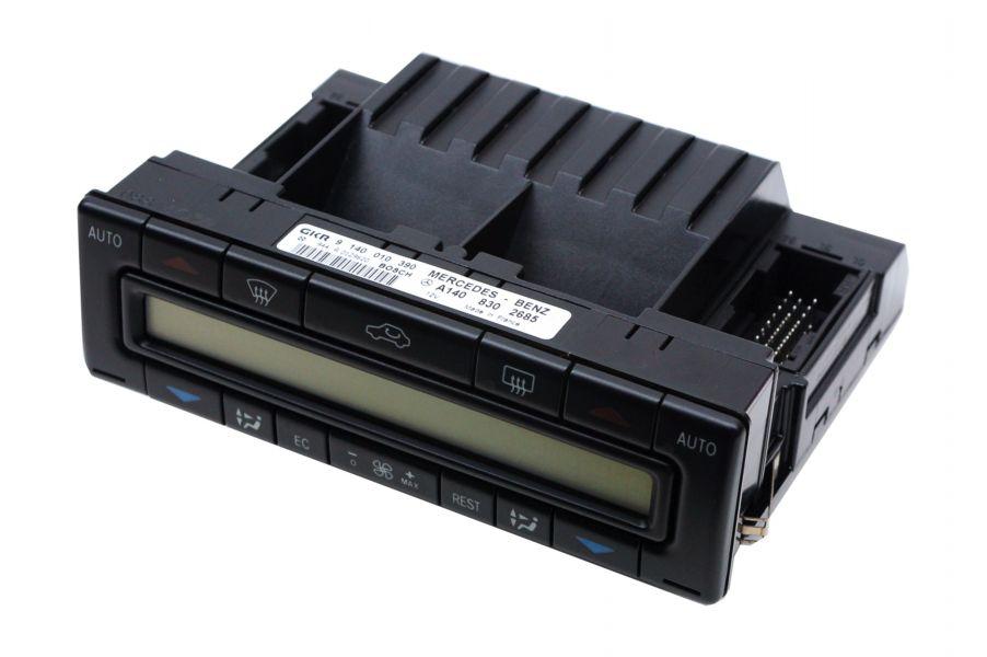 Mercedes Climate Control Unit 140 830 26 85