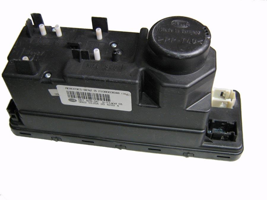Mercedes Vacuum pump 210 800 29 48