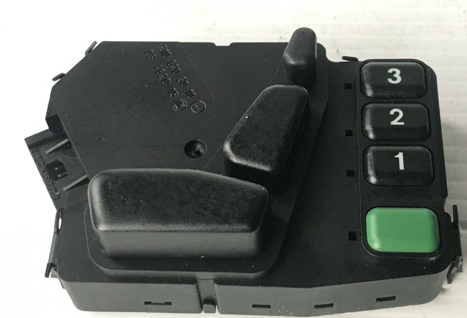 Mercedes Seat Control Switch 210 820 3010
