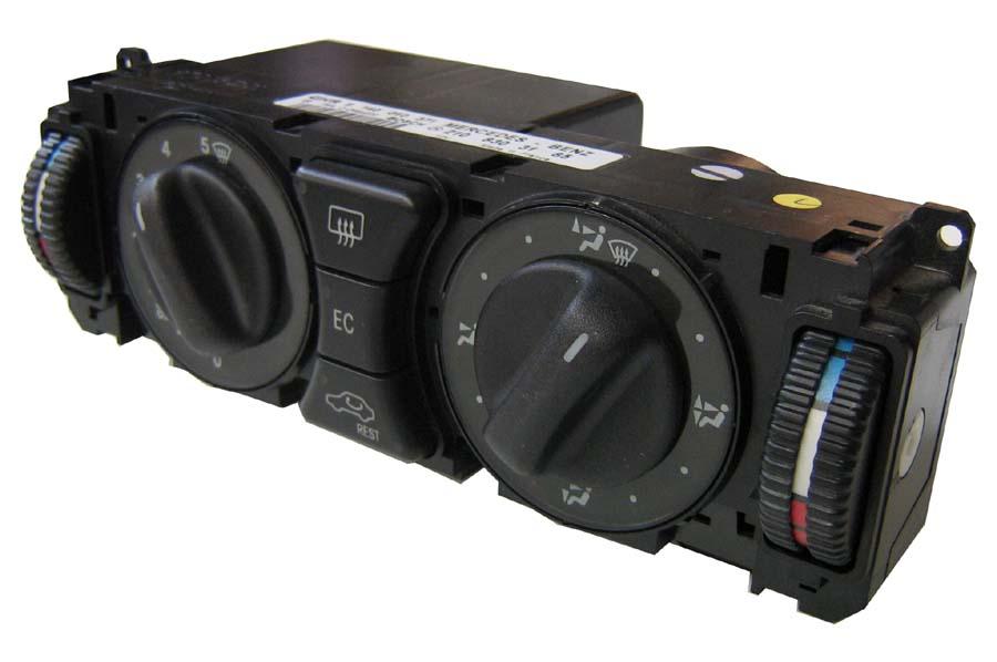Mercedes Climate Control Unit 210 830 31 85