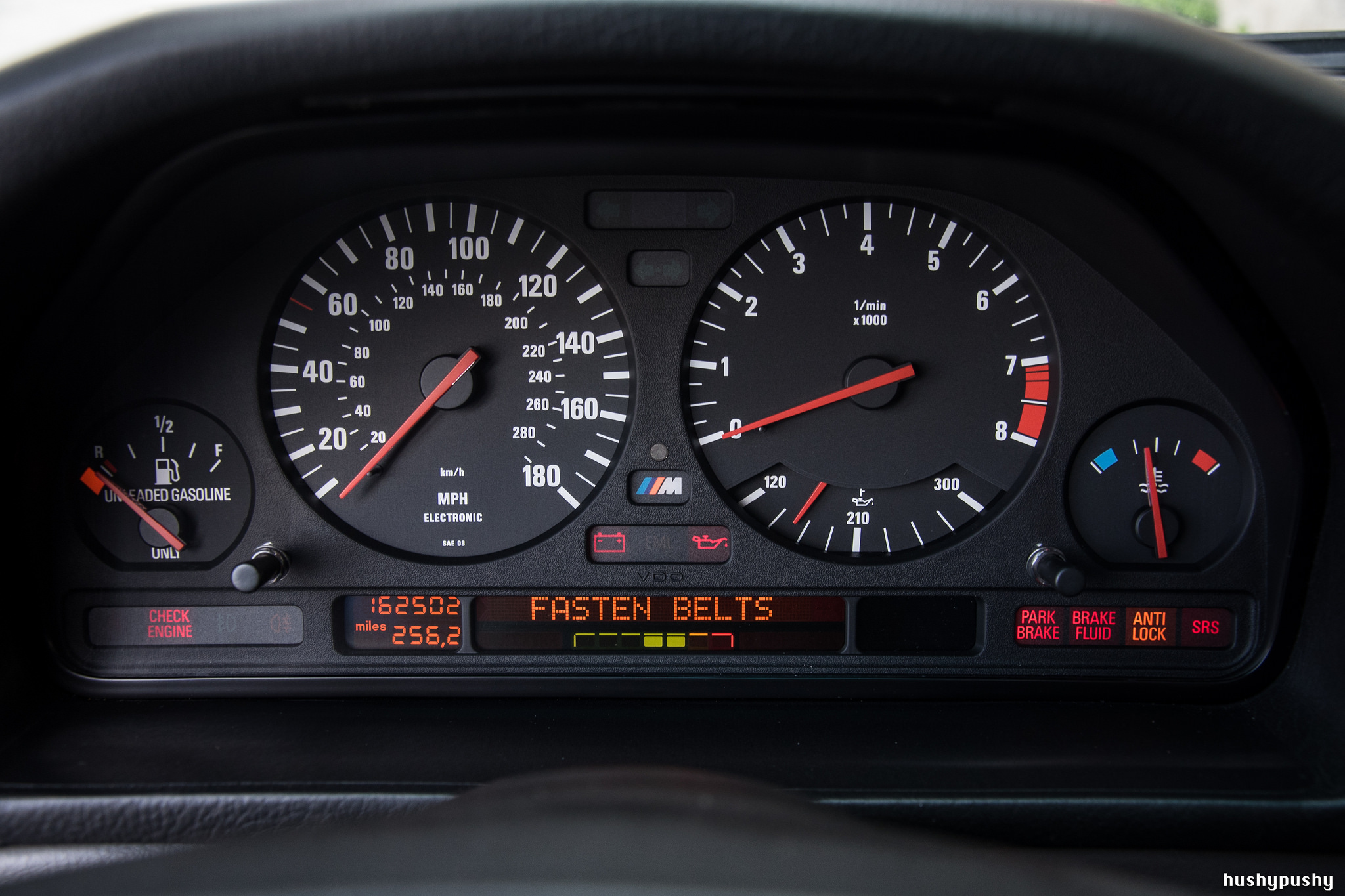 BMW Instrument Cluster Whole Cluster