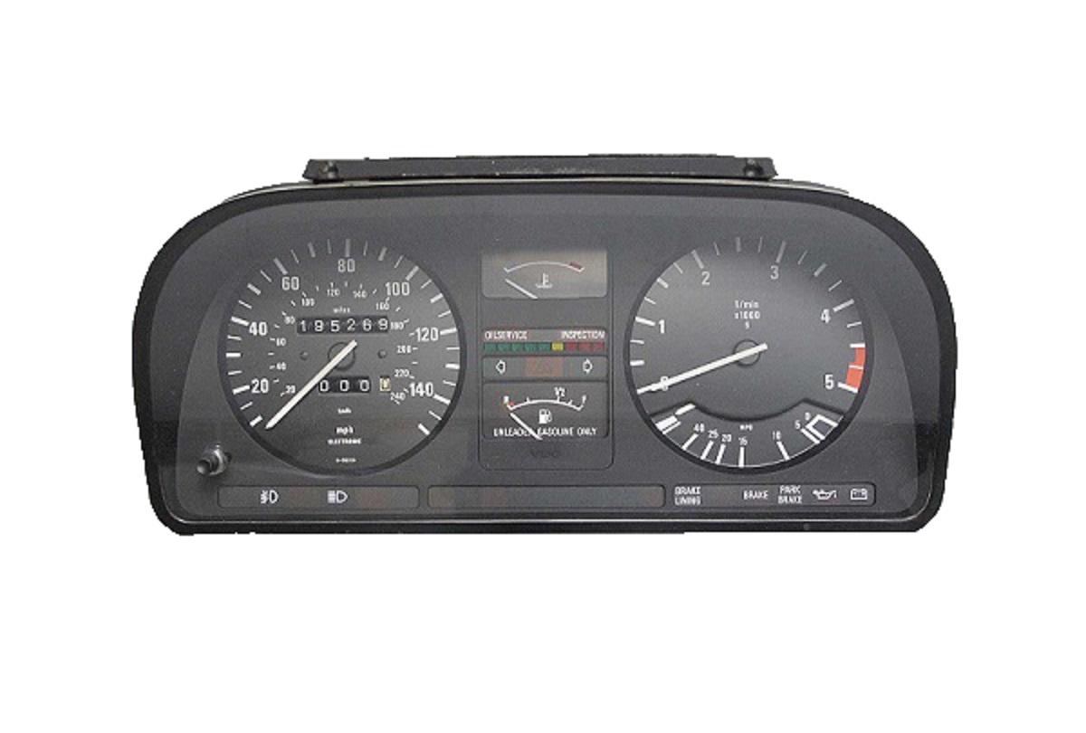 BMW Instrument Cluster 62 11 1 377 678
