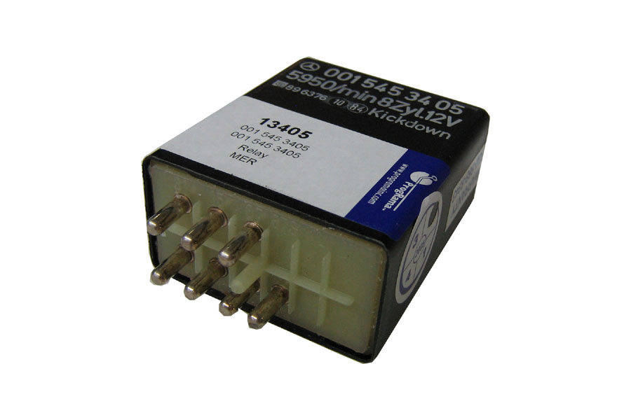 Mercedes Fuel Pump Relay 001 545 34 05