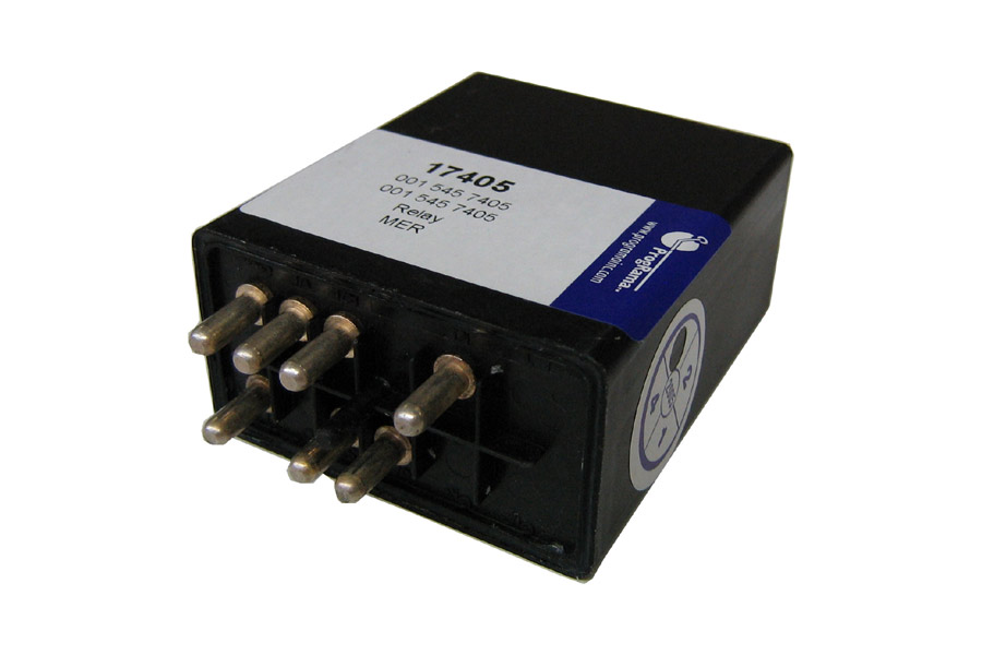 Mercedes A/C Compressor Relay 001 545 74 05