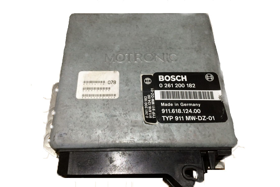 Porsche Engine Control Unit 0 261 200 182