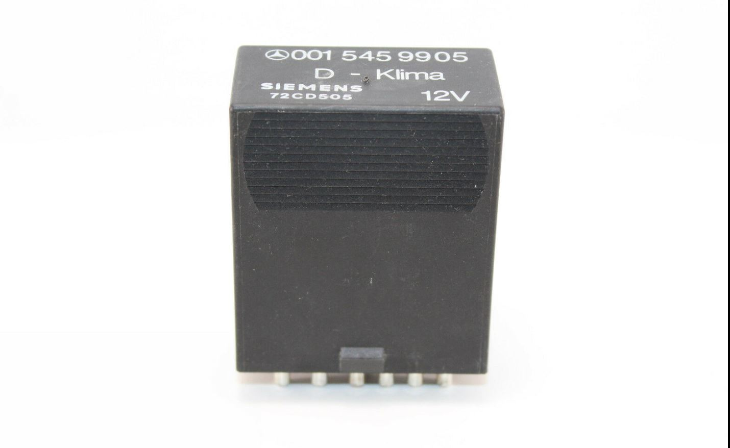 A//C Compressor Relay NEW AC System Kick Down Cut off Power module for Mercedes