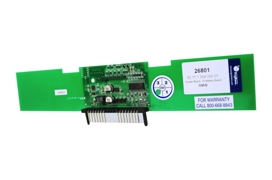 BMW Cluster SI Battery Board 62 11 1 394 268