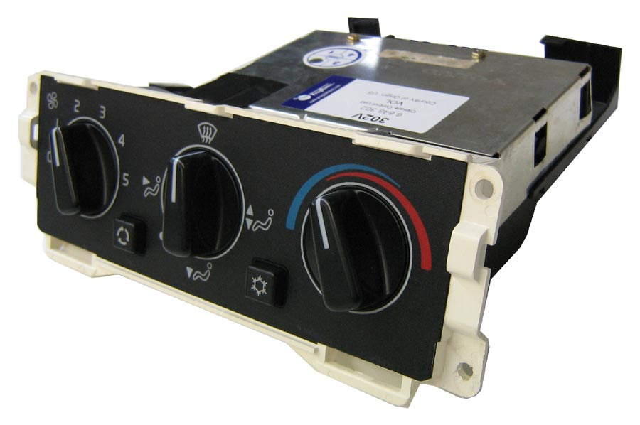 Volvo Climate Control Unit 6 848 302
