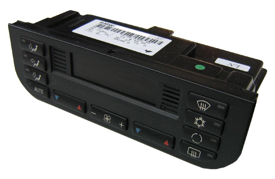 BMW Climate Control Unit 64 11 8 378 466