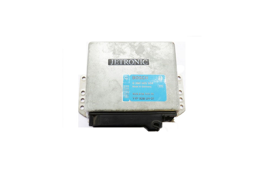 Porsche Engine Control Unit 0 280 002 504