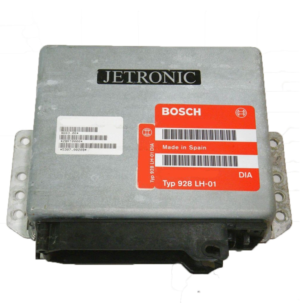 Porsche Engine Control Unit 0 280 002 514