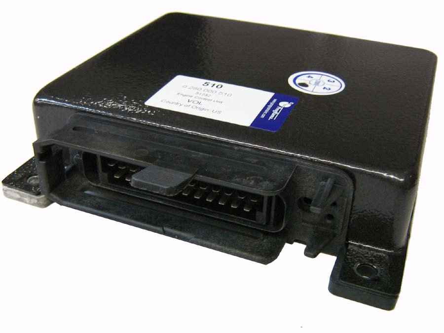 Volvo Engine Control Unit 0 280 000 591