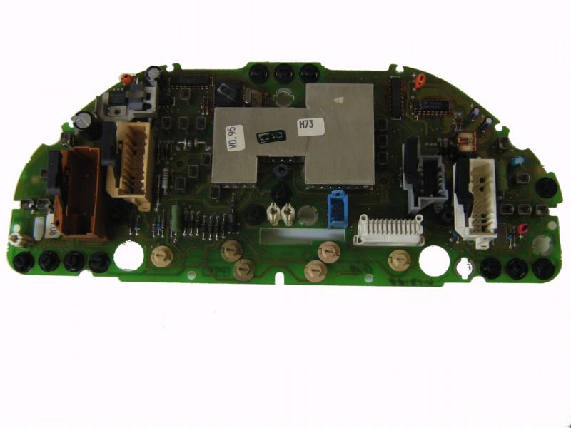 BMW Instrument Cluster Printed Circuit Board 62 11 8 363 173