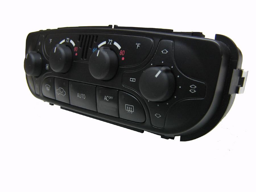 Mercedes Climate Control Unit 209 830 0185