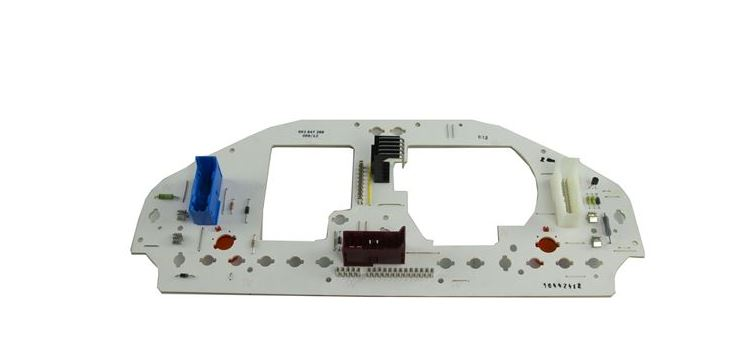 BMW Instrument Cluster Circuit Board 62 1 1 1381 908