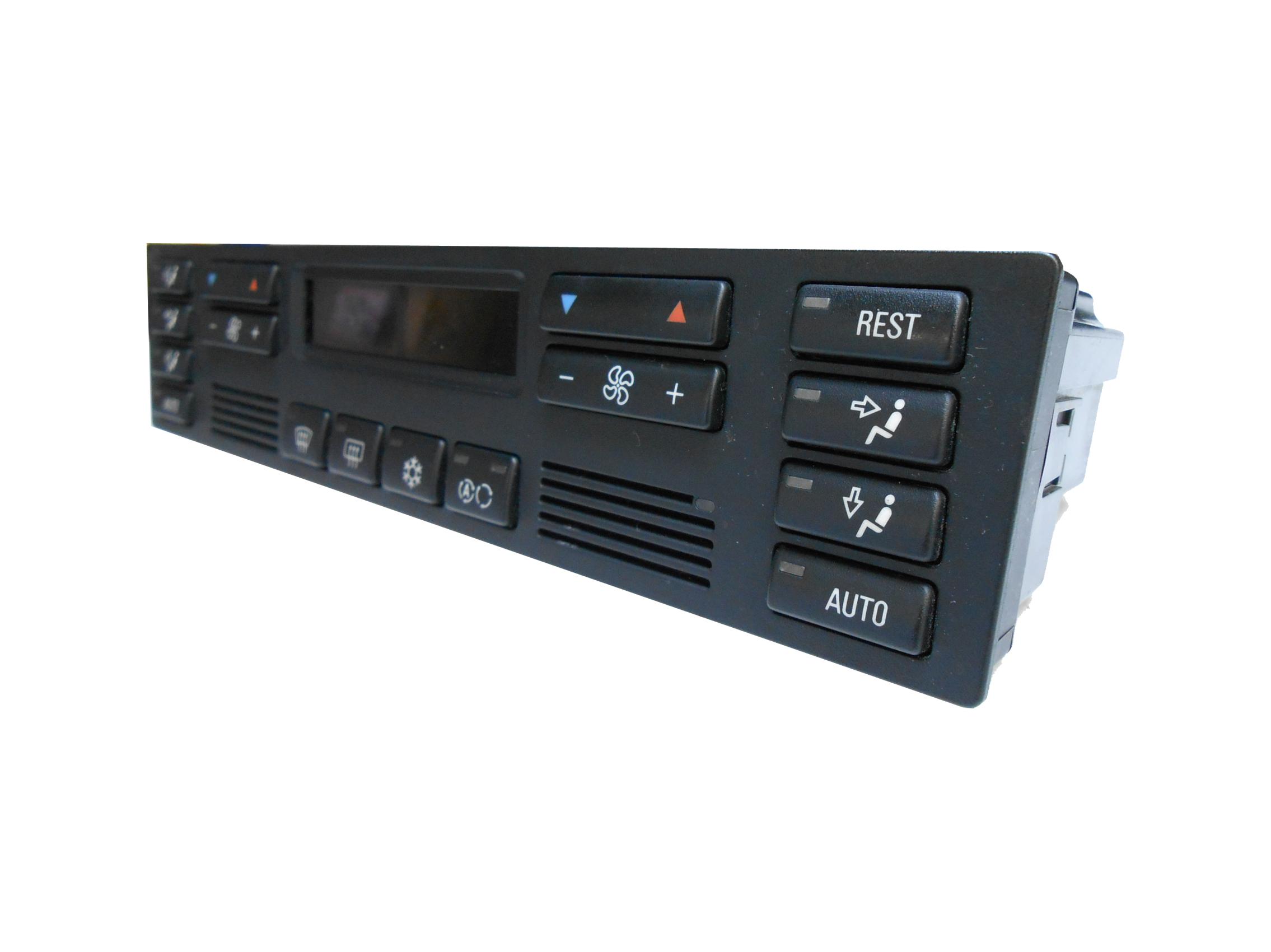 BMW Climate Control Unit 64 11 8 390 946