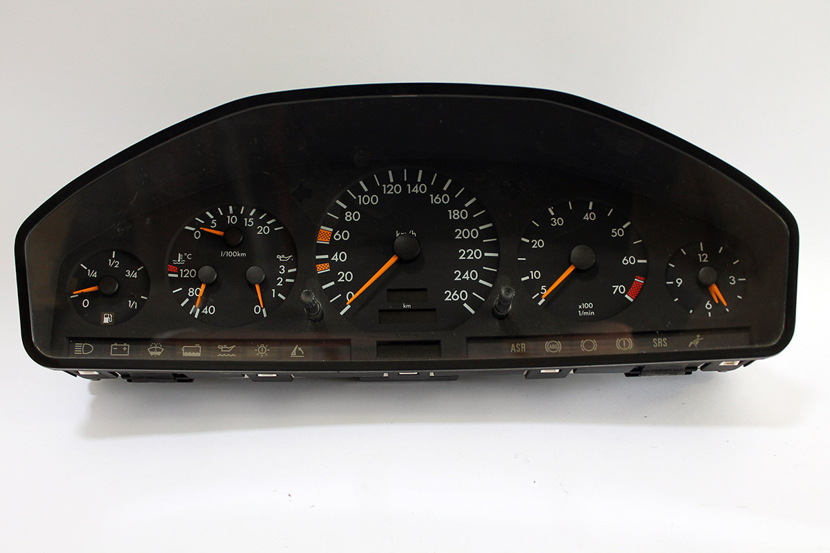 Mercedes Z Whole Instrument Cluster 129 540 6347