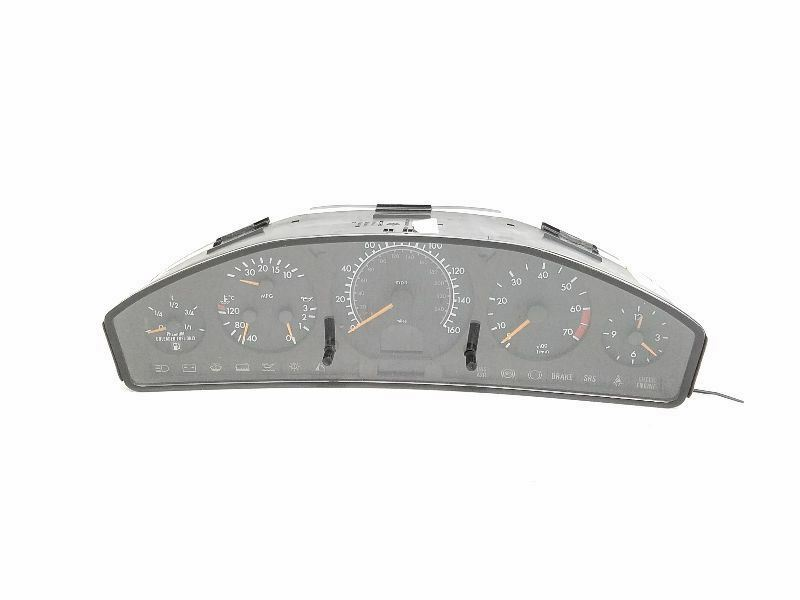 Mercedes Z Whole Instrument Cluster 129 540 6747