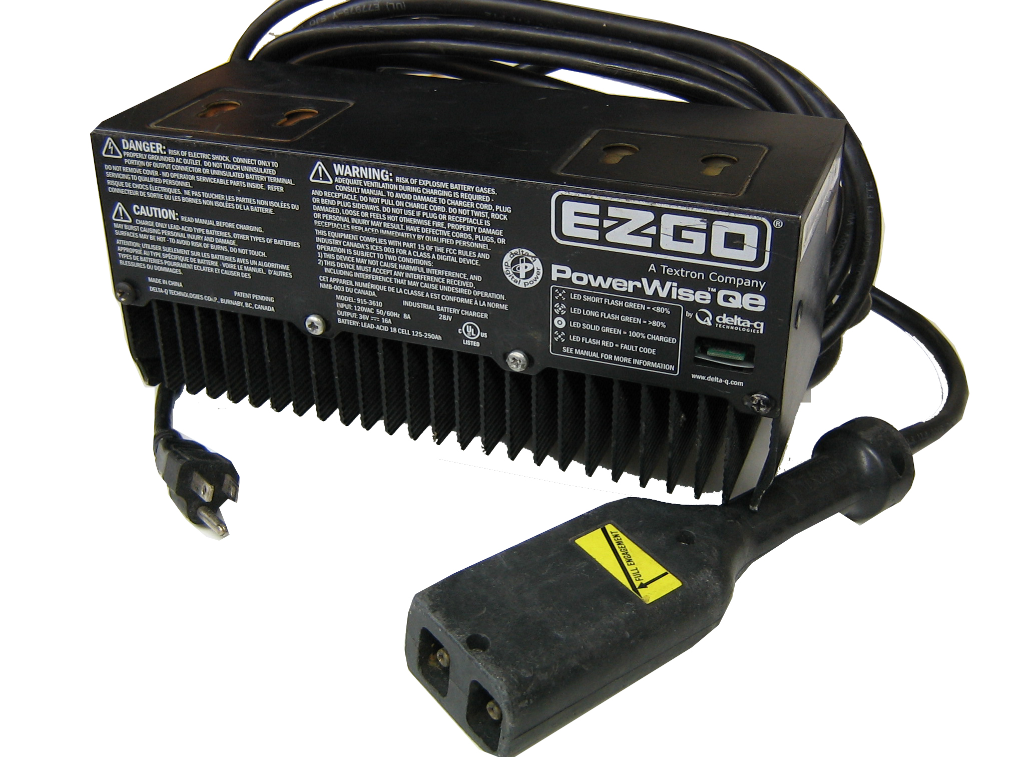 G3610 professionally remanufactured parts with extended warranty powerwise charger wiring diagram at crackthecode.co