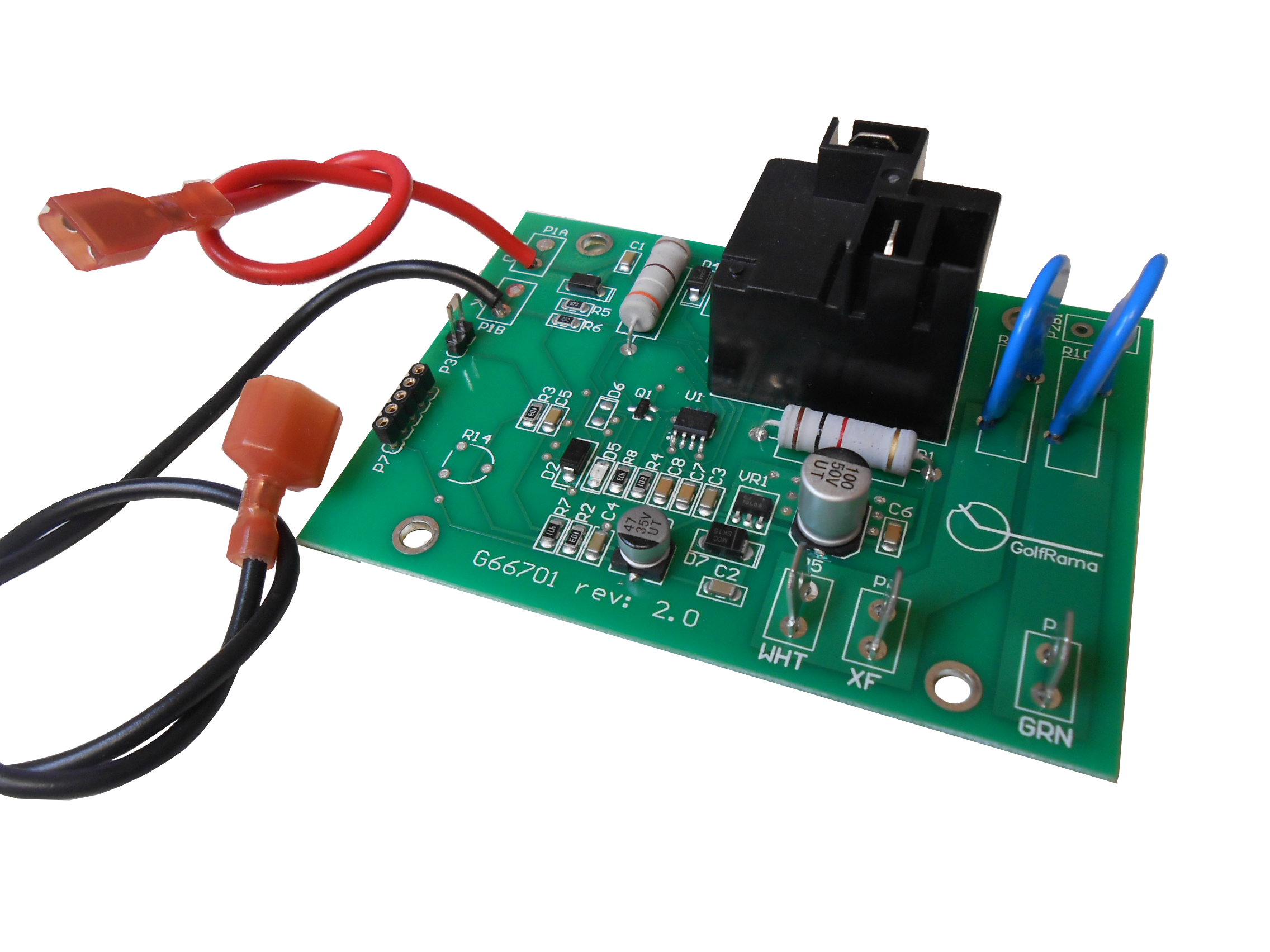 Wiring Diagram For 36 Volt Power Wise Charger Board - ~ Wiring ...